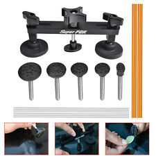 Paintless Dent Repair PDR Tools Bridge Puller Set Pulling Kit Stick Hail Removal
