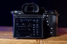 Sony Alpha A7S2 12.2MP Digital Camera - Black (Body Only), Great Condition