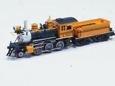 88035 Märklin Z-scale Mogul D&RGW  Western Railroad Bumble Bee Locomotive metal