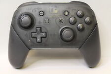 Nintendo Switch Pro Controller HAC-013 - Black TESTED