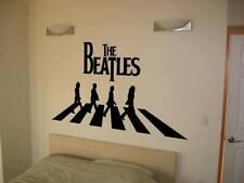 The Beatles Abbey Road Crossing  Wall Art Vinyl Decal