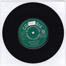 SP 45 TOURS JIMMIE RODGERS  RING A LING A LARIO COLUMBIA 45-DB 4327 en 1959