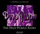 DEEP PURPLE- THE DEEP PURPLE STORY (2-CD-BOX) ROGER GLOVER, IAN GILLAN, JON LORD