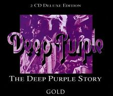 DEEP PURPLE- THE DEEP PURPLE STORY (2-CD-BOX) ROGER GLOVER, IAN GILLAN, JON LORD