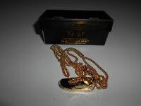 AUTHENTIC A BATHING APE BAPE GOLD MEMBER LTD BAPESTA NECKLACE GOLD NEW RARE