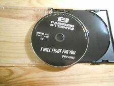 CD Pop Fabrizio Faniello - I Will Fight For You (1 Song) MCD SPECTRE -cd only-