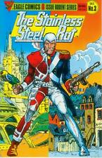 The stainless steel Consejo # 3 (of 6) (carlos ezquerra) (Eagle Comics estados unidos, 1985)