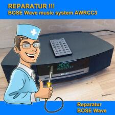 Reparatur BOSE Wave music system AWRCC3