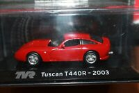 TVR - TUSCAN T 440 R - 2003 - SCALA 1/43