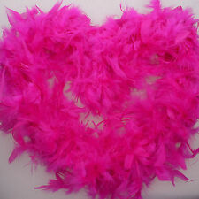 2M Feather Boa Strip Fluffy DIY Craft Costume carnival Wedding Party Decor