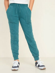 OLD NAVY Girls French Terry Utility Joggers #55385-6