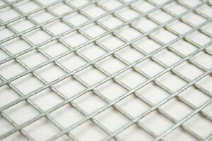 """Galvanised Steel Weld Mesh 