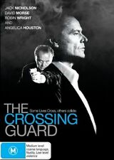 THE CROSSING GUARD DVD Jack Nicholson Angelica Houston DRAMA (SEALED)>R4
