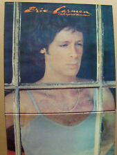 ERIC CARMEN: Boats against the current - LP French issue 1976  gatefold, lyrics