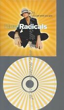 CD--PROMO--NEW RADICALS--YOU GET WHAT YOU GIVE