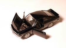 Opel Manta A in schwarz nero noir negro black, Pilen #345 in 1:43!