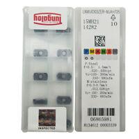 10pcs LNMU0303ZER-MJ AH725 cnc lathe insert Carbide milling cutter