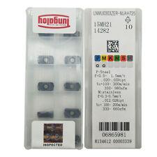30pcs LNMU0303ZER-MJ AH725 cnc lathe insert Carbide milling cutter