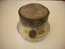 Vintage Thermos Safety Heater