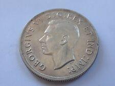 Caada 1 dollar 1937 George VI silver 23.33g 36mm