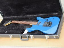 Vintage Charvel Electric Guitar Jackson Pickups Blue