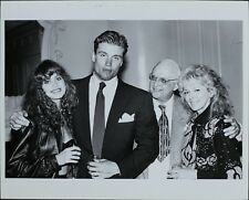 George Christy, Paula Barberi, Dolph Lundgren, Dani Needham ORIGINAL PHOTO
