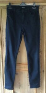J Brand Maria Black Skinny Jeans Size 28