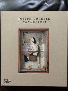 Joseph Cornell : Wanderlust (2015, Hardcover)