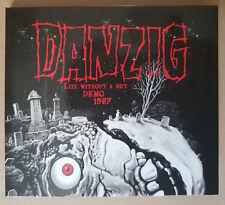 DANZIG life without a net Demo'87 Digipak-CD MISFITS,SAMHAIN,SABBATH,GHOST,ELVIS