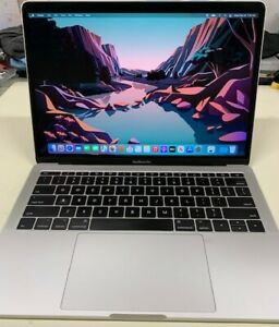 MacBook Pro 13-inch, 2017 (Two Thunderbolt 3 ports)