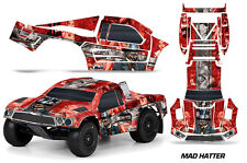 AMR Racing Pro-Line Flo-Tek RC Graphic Decal Kit Truck Part# 3355-17 MAD HATTER