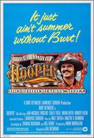 Hooper Movie Poster Print - 1978 - Action - 1 Sheet Artwork - Burt Reynolds