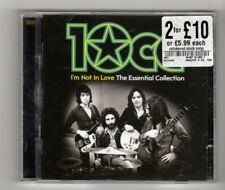 (IP741) 10CC, I'm Not In Love: The Essential Collection - 2012 double CD