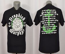 Dropkick Murphys The Irish Rover T-Shirt M Double Sided Hardcore Punk Celtic
