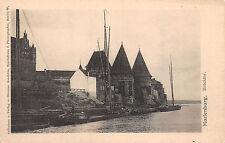 Marienburg Brücktor Postkarte