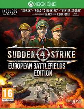 Sudden Strike 4 European Battlefields Edition Microsoft Xbox One 16 Years