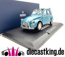Citroen 2CV ''Ente'' 6 Club 1982 blau 1:18 Norev 181492