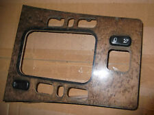 MERCEDES W210 E CLASS BLACK ASH GEARSTICK SURROUND E200,E220CDI,E230,E320,ETC,