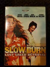 Slow Burn (DVD, 2000)
