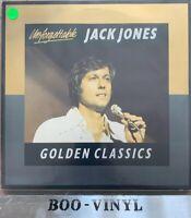 JACK JONES UNFORGETTABLE UK VINYL LP Record MINT CONDITION