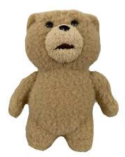 """TED TALKING 8"""" Plush Teddy Bear"""