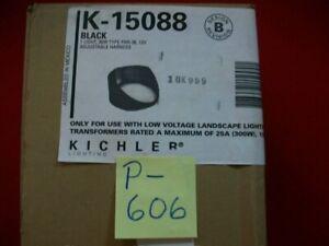 NEW KICHLER LOW VOLTAGE LANDSCAPE LIGHTING FIXTURE #K-15088 RATED 36 WATT PAR