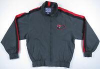 Vintage 90s Tampa Bay Buccaneers Logo Athletic NFL Football Full Zip Jacket M