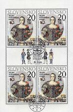 Slowakei 384 o KB Postrecht (2055)