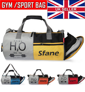High quality Stylish Gym bag Sports Duffle hold all travel holiday small bag