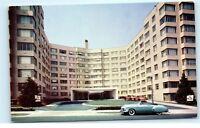 The Woodner Hotel 3636 16th Street N.W. Washington DC Vintage Postcard C97