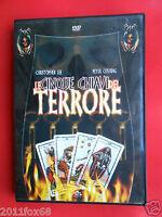 dvd,film,movie,le cinque chiavi del terrore,house of terror's,christopher lee,dr