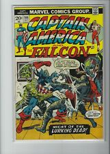 Captain America #166 1973 Marvel Sal Buscema art 9.4 or better!