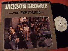"""MFSL 1-055 JACKSON BROWNE """" THE PRETENDER """"(FIRST-JAPANPRESSING-SERIES/NEW=MINT)"""