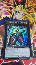 Yu-Gi-Oh! Cafard Colonie de Chrome CT09-FR021 Française /french steelswarm roach